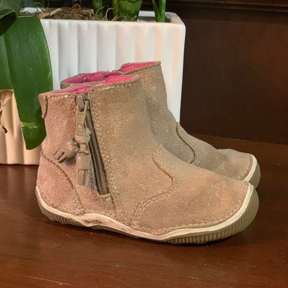Stride Rite Shoes   Toddler Boots